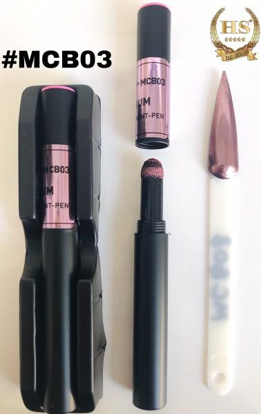 Pigmentstift - Pink Hologramm
