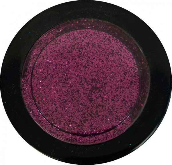 Glitter - medium rot